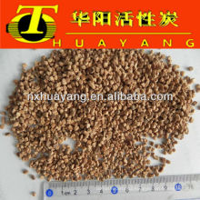 Walnut Shell Abrasives for Glasses Polishing / China Abrasives for sale