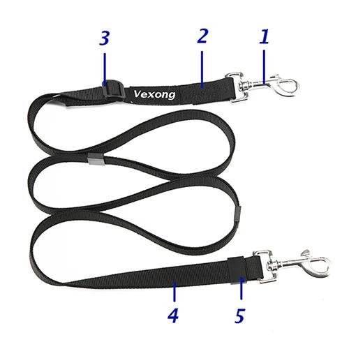 dog leash heavy duty