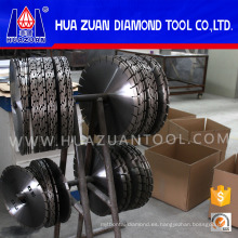 Hojas de sierra de diamante de alta calidad de 250 mm a 3500 mm para corte de piedra