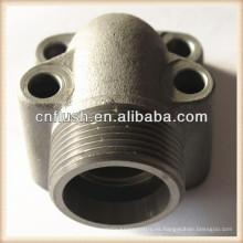 Producto personalizado de fundición de acero