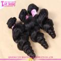Top-Qualität natürliche Farbe Virgin russischen Haar Großhandel billig 7a Klasse russische Haar