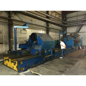 CNC Heavy duty lathe machine CK61125