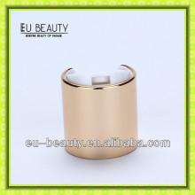 Alta qualidade 24/410 tampa de imprensa de disco de ouro brilhante