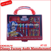 Disney Universal NBCU FAMA BSCI GSV Carrefour Factory Audit Manufacturer Abstract Watercolor Paintings