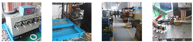 Production of DN20 ADK11-20N CKD Type Solenoid Valve