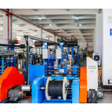 Power Cords Extruder Machinery Manunfacturing