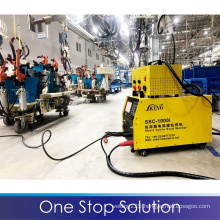 short cycle stud weld machine for M3-M12 studs