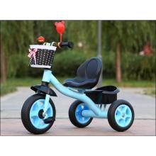 2017 nuovi tricicli del bambino di disegno con il pneumatico di EVA