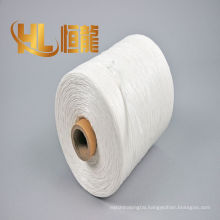 high tenacity pp filler yarn, white pp filler yarn