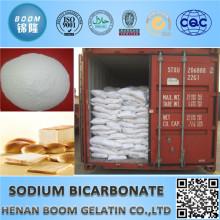 USD 180 bicarbonato de sodio de grado industrial con mallas de gránulos