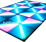Ray Color Effect LED Dance Floor (SF-LD03)