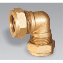 Brass 90' Compression Elbow