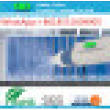Spray electrostático Ral Colores en polvo de recubrimiento
