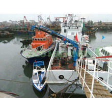 Compact Design Boat Small Lifting Crane
