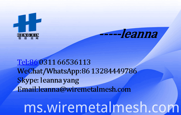 low carbon metal mesh