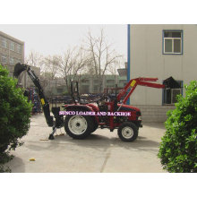 Tracteur agricole 4 roues motrices 80Hp