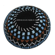 Jewish Judaism Judaica Crochet Kippah Knitted