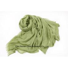 Bufanda de algodón súper suave y colores brillantes