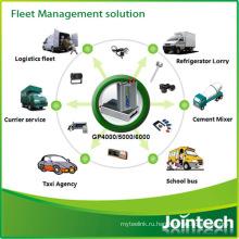 Автомобильный GPS трекер с внешними датчиками для решение для управления флотом