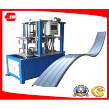 Vollautomatisch angepasste Kurvenmaschine für Stehfalzdach