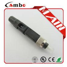 Rápido SC / APC Conectores rápidos de fibra óptica FTTH drop cable SC Optic Fiber Fast Connector