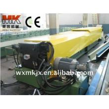 Pasó el CE y la máquina de formación de aluminio del canal de la lluvia del IOS / máquina de formación del rollo
