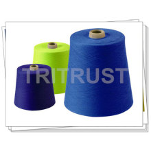 Dyed Polyester Spun Yarn for Sewing Thread (60s/3)