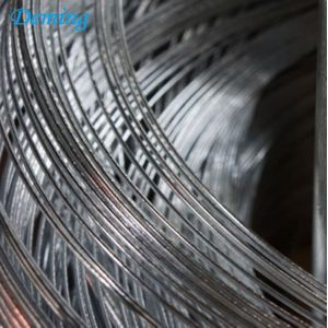 Factory Price Soft Black Annealed 25kgs Galvanized Tie Wire