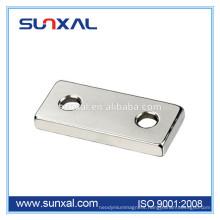 Strong Neodymium glass door magnet