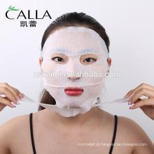 Branqueamento firmando-se máscara facial de beleza não tecido