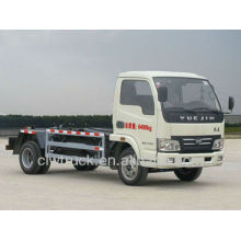 IVECO Mini 4cbm arm roll garbage truck, container lifter garbage truck