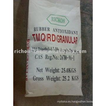 Caucho Antioxidante TMQ (TQ)