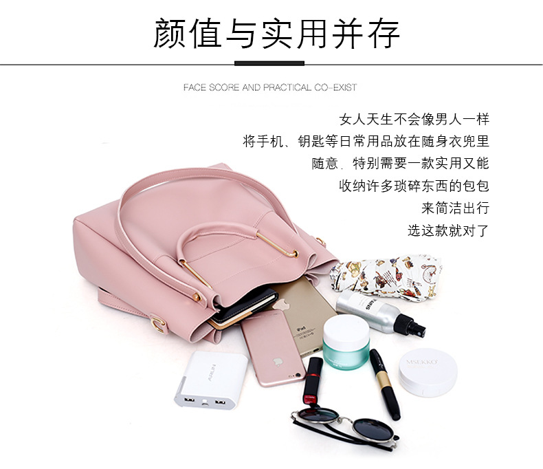 Promotional lady handbag
