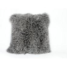 Mongolian Lamb Fur Cushion
