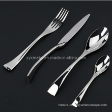 High Restaurant Stainless Steel Spoon Fork Knives Cutlery