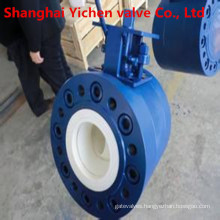 Flange Type Ceramic Ball Valve