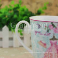 Gift Box With Poly Foam or Gift Box or Color Box Packaging Best Selling Products Porcelain Mug For Sublimation