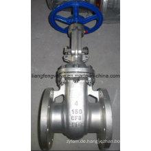 Carbon Steel API600 HF Flansch Edelstahl Schieberventil