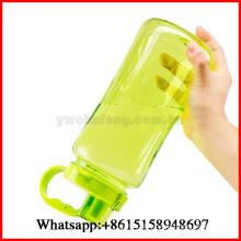 Botella de agua al aire libre del deporte 1000ML / 1500ML / 2000ML que lleva que acampa que camina el pote