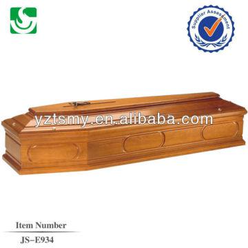 zinco pintura agradável cruzar para o caixão tradicional