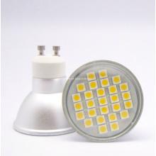 5050 proyector de 27PCS 4W GU10 AC85-265V / 12V LED