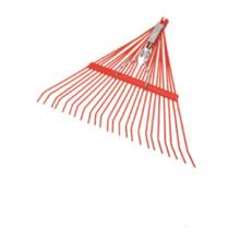 Diseño de pozo Cabeza de rastrillo de jardín de acero de 22t
