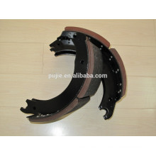 Truck parts trailer brake shoe