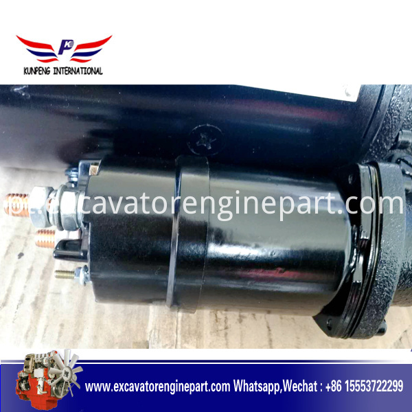 Construction Machinery Parts 612600090340 motor soft starter