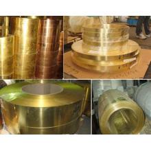 Bobine de cuivre et bobines en laiton