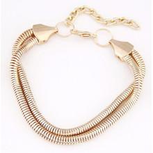 Alibaba Großhandel neue Gold Kette Design für Männer Gold Hand Kette Armband