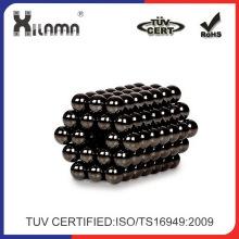 Modificado para requisitos particulares buena calidad neodimio pelota juguete del imán