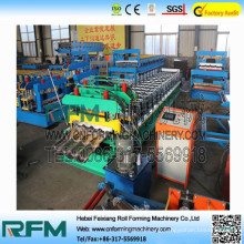 fx automatic steel roofing glazed tile roll forming lines