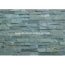 Pizarra verde para el azulejo de la pared