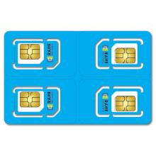 Blank Smart Card M2M SIM Card